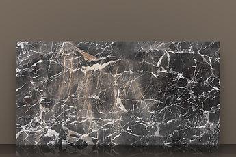 Grey Cehegin Polished Marble Slab