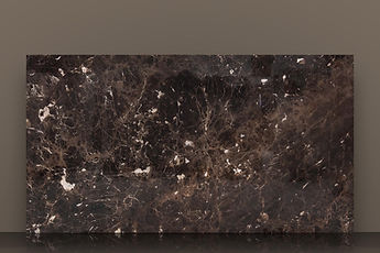 emperador dark pearl polished marble slab