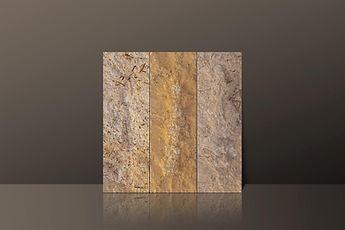 Oro Split-Face Travertine Tile