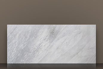 calacatta grey polished marble slab