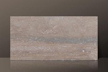 Ocean Blue Filled&Honed Travertine Vein-Cut Tile