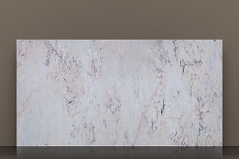 hermes purple polished marble slab