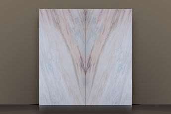 Ruschita Delicata Polished Marble Backlit Bookmatched Slab