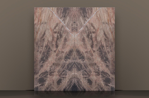 metal-rust-bookmatched-leathered-marble