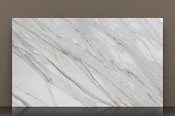 CALACATTA GOLD MACCHIA ANTICA POLISHED MARBLE BOOKMATCHED SLAB
