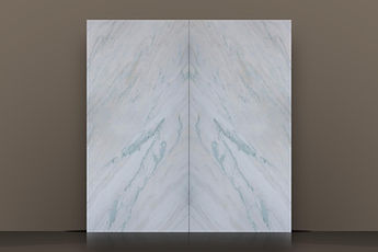 Ruschita Classico Polished Marble Backlit Bookmatched Slab