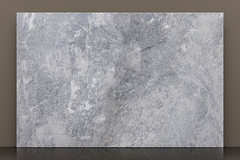 ice grey polished marble backlit slab