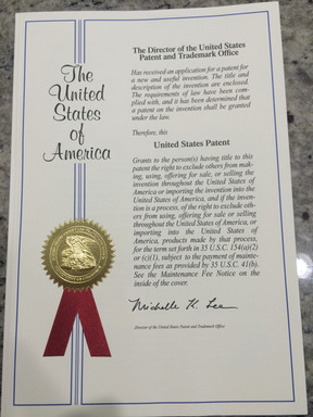 Final Patent Granted for SkimmerMotion
