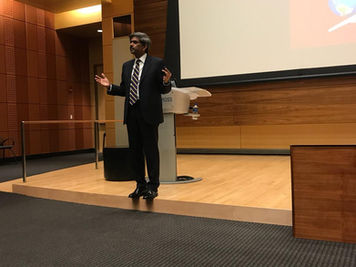 Keynote At The Ross School of Business