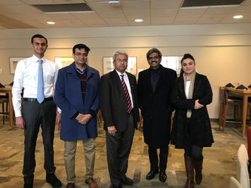 Get Together Before The University of Michigan India Conference Key Note