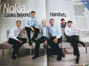 Nokia Management Team