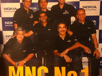 Nokia India Leadership Team - 2009