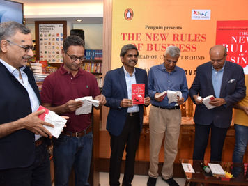 Chief Guest At Rajesh Srivastava's Book Launch