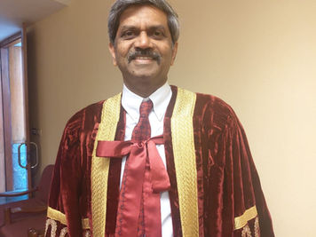 Chief Guest At IIM Calicut Convocation
