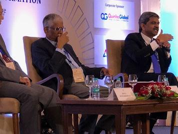 CFO's Event Honouring Mr Sundaram