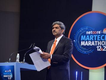 Keynote At CNBC - Martech