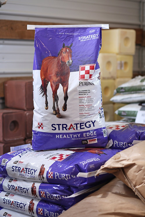 Strategy Healthy Edge by Purina
