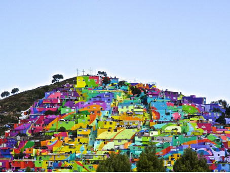 The Most Colorful Places On Earth? Here's A Few To Explore!