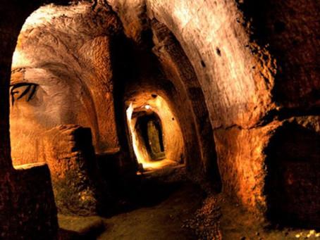 Secret Passages And Hidden Rooms