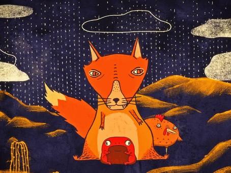Visually Stunning, Mind-Exploding, Indigenous Animated Short Films