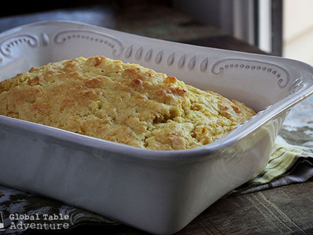 Making Green Mealie Bread: The Corn Bread Of Southern Africa