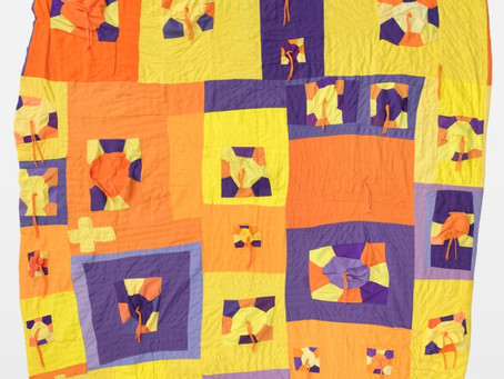 Quilts as Voices: A Craft and Art that Transcends Craft and Art