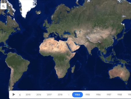You Are There: View Planetary Changes From Space