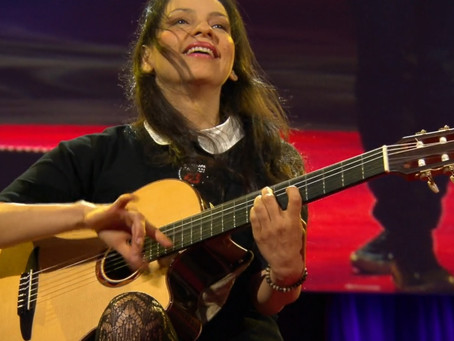 These Female Mexican Guitarists Differ In Style, But All Are Electrifying!