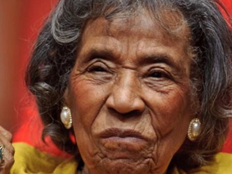 A Mother Of Freedom: Amelia Boynton Robinson