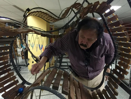 Joaquín Orellana: Groundbreaking Guatemalan Sound Artist