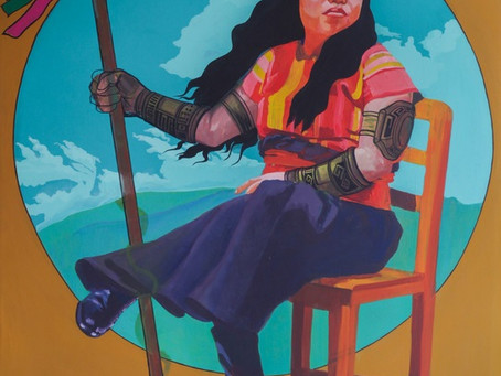 Contemporary Indigenous Artists Of Guatemala And Mexico