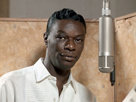 "Nat ""King"" Cole: Voice Of Velvet. Dynamite On The Piano."