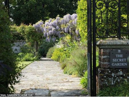 Beautiful Secret And Hidden Gardens Around The World
