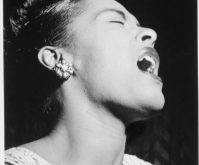 The Great Lady Day: Billie Holiday Live!