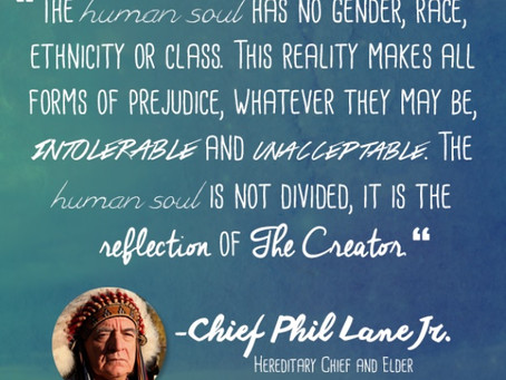 Chief Phil Lane, Jr.: Indigenous Wisdom For Peace, Unity, And Healing The Earth
