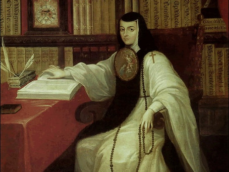 Sor Juana Inês de la Cruz: The First Feminist Writer in the New World