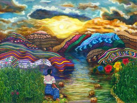 Paula Nicho Cúmez: Mayan Artist Breaking New Ground For Indigenous Women