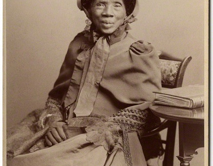 Martha Ricks: Born Into Slavery, She Became A Proud Liberian, And Met Queen Victoria.
