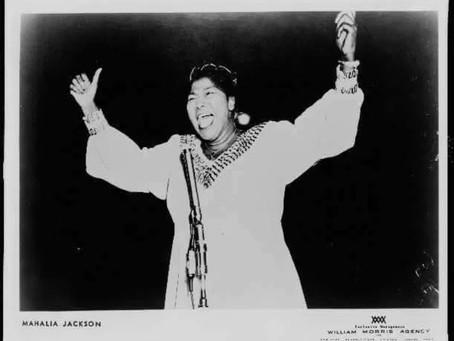 Mahalia Jackson: Queen Of Gospel & Voice Of Civil Rights