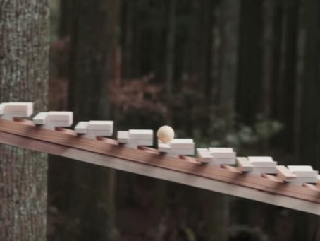 Super-Sized Music: A Mile-Long Xylophone, Gigantic Wind Harps, And Sea Organs