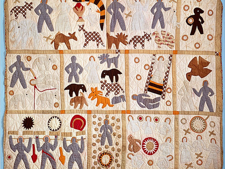"Harriet Powers: The ""Mother of African-American Quilting"""