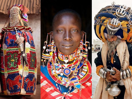 The Beauty Of Traditional Clothing Across The Globe And Its Contemporary Fashions