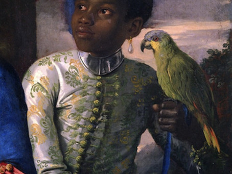 Real History: People of Color Were There