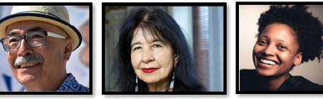 Poetry For The People: Joy Harjo, Juan Felipe Herrera, And Tracy K. Smith