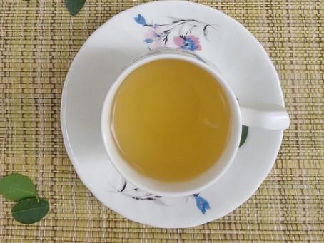 Making Lautipolo/Lemon Leaf Tea