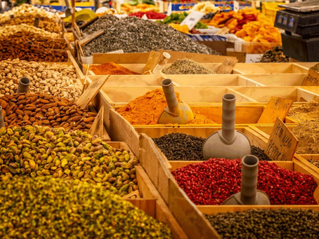 Global Food Pathways: Where Mexico Meets India Meets Somalia Meets China...And So Much More