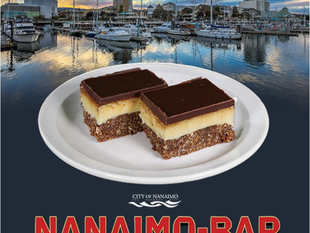 Making Nanaimo Bars
