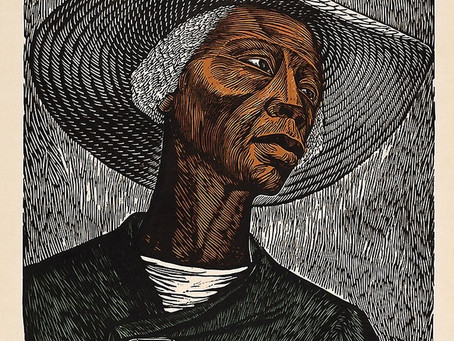 Art For The People: The Powerful Work Of Black-American-Mexican Artist, Elizabeth Catlett.