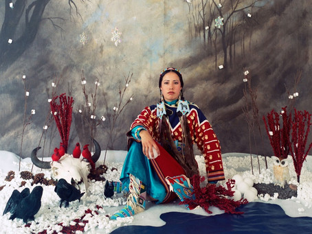 Baaeétitchish/Wendy Red Star: Recasting Native Images In Art