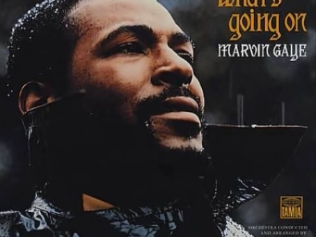 Marvin Gaye: Asking Good Questions & Legendary Soul